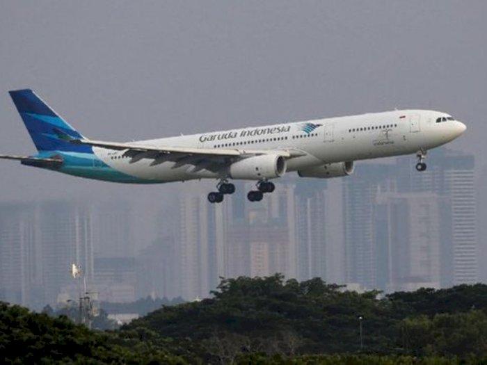 Siap Mendukung Pengendalian Transportasi Udara, Garuda Indonesia Keluarkan Kebijakan
