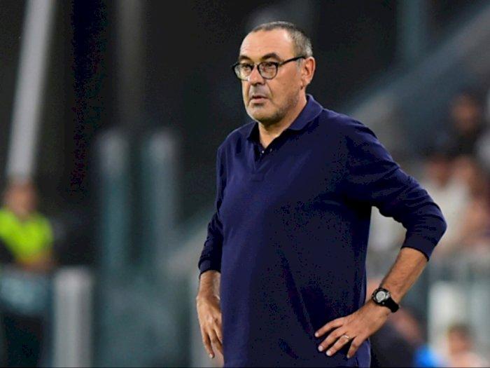 Maurizio Sarri Tolak Lamaran Fiorentina