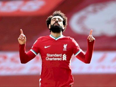 Salah Sebut Liverpool akan Berjuang Keras untuk Finis di Empat Besar