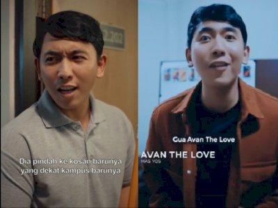 Main Film Vertikal 'X&Y ' di TikTok, Avan The Love Sindir Cowok yang Cuma 'Nempel Doang'
