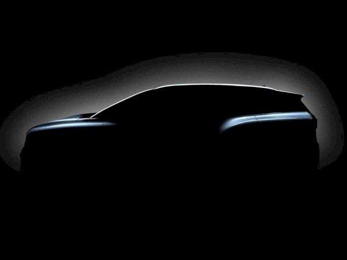 Volkswagen Perlihatkan Teaser untuk Mobil SUV Listrik ID.6 Terbaru!