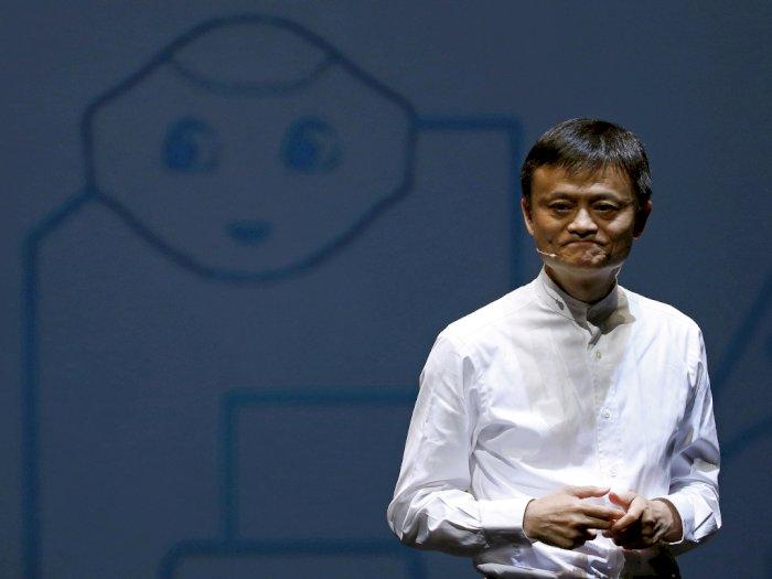 Hubungan Jack Ma dan China Meruncing, Perusahaan Alibaba Didenda Rp40,6 Triliun