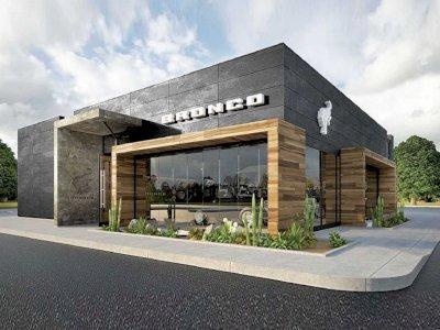 Ford Berencana Bangun 100 Showroom Khusus untuk Mobil Bronco Miliknya!