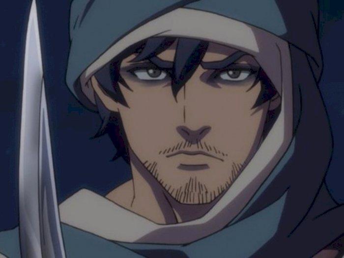 The Journey, Anime Jepang Yang Kisahkan Perang di Jazirah Arab
