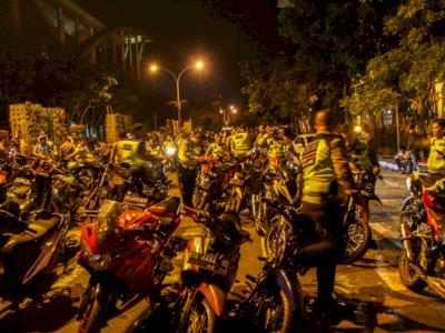 Polda Metro Jaya Larang 'Sahur On The Road' di Bulan Ramadhan Tahun Ini