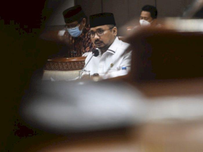 Menag Ajak Umat Muslim Ciptakan Suasana Ramadhan dengan Kekhusukan