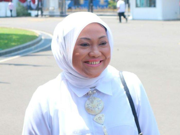 Menteri Tenaga Kerja Ida Fauziyah Klaim Umat Islam Juga Menantikan THR