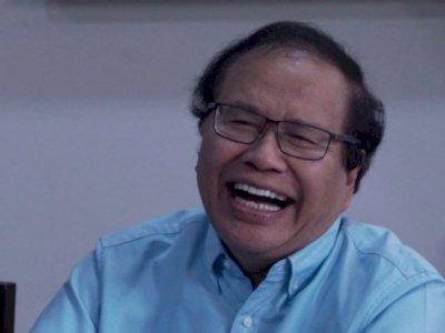 Rizal Ramli Cerita Utang ke Megawati, Netizen: Mak Banteng gak Main Twitter, Ditelpon Saja