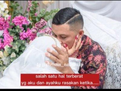 Seorang Ayah Tak Bisa Nikahkan Anaknya, Wanita Ini Malah Dinikahi Orang Lain, Bikin Sedih
