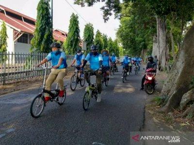 Monalisa, Menikmati Harmoni Yogyakarta dengan 5 Jalur Sepeda Wisata