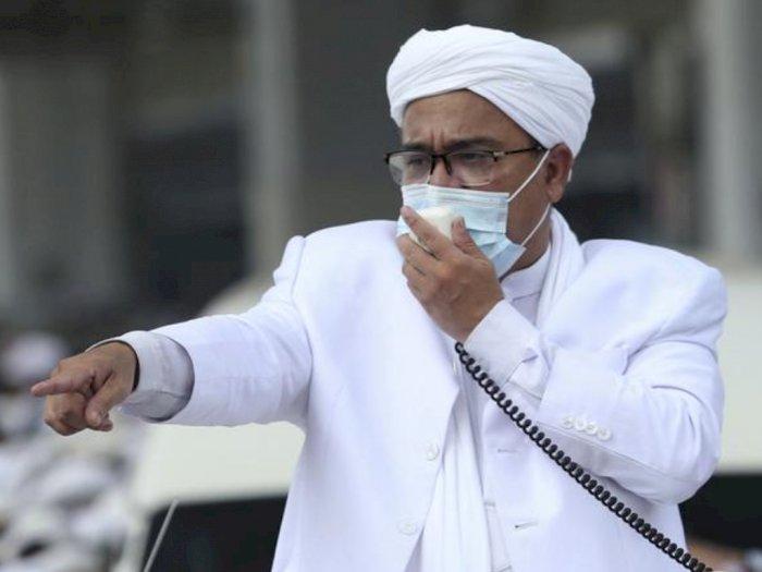 Habib Rizieq Shihab: Selamat Ibadah Puasa Ramadan untuk Seluruh Umat Islam di Indonesia