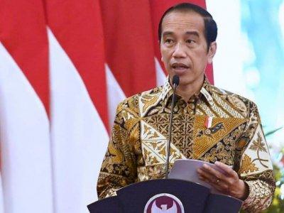 Jokowi Teken Keppres Cuti Bersama Dua Hari untuk ASN di 2021