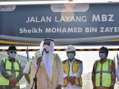Nama Tol Japek II Diganti Jadi Syeikh Mohamed Bin Zayed, Fadli Zon: Apa Jasa Beliau?