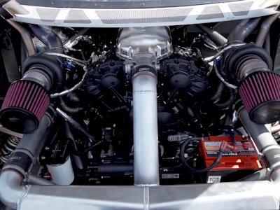 VIDEO: Tampilan Modifikasi pada Nissan Altima, Bertenaga 2.000HP!