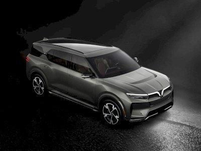 Perusahaan Mobil Vietnam Kerjasama dengan Nvidia untuk Buat Mobil Otonom