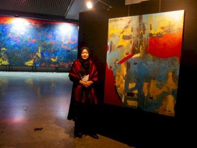 FOTO: Pameran Lukisan Revoluta Syafri