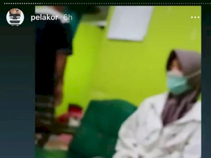 Suami Selingkuh dengan Karyawan Sendiri, Pelakor Dilabrak ke Rumah, Ngakunya Jadi Korban