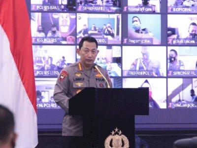 Tak Mau Bela Anggota Polri yang Bentrok dengan TNI, Kapolri ke Propam: Wajib Diproses!