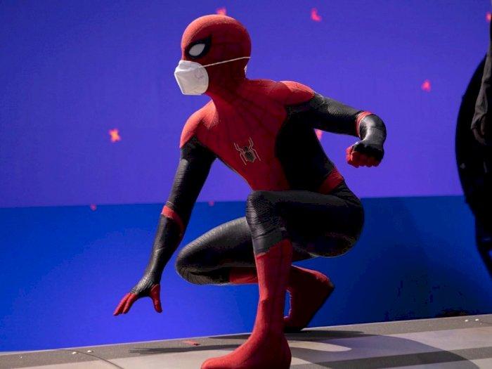 Pemeran Spider-Man Akan Bermain di Serial The Crowded Room