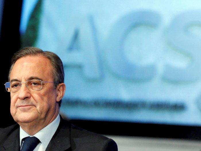 Florentino Perez Kembali Terpilih Sebagai Presiden Real Madrid