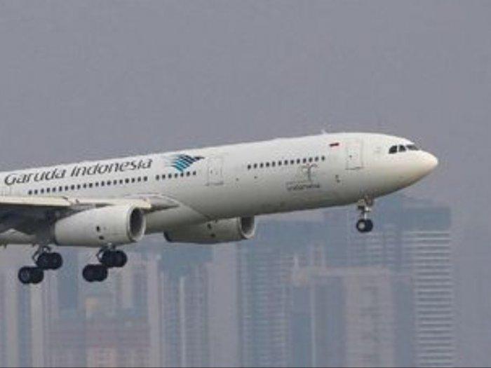 Garuda Indonesia: Kami Hentikan Layanan Pengangkutan Kargo Udara Jenis Ponsel Tertentu
