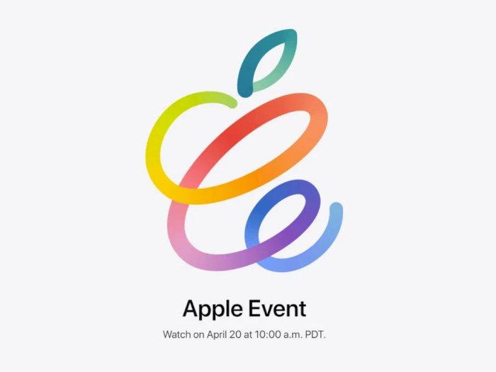 Apple Konfirmasi Event Terbarunya yang Segera Digelar 20 April 2021 Ini!