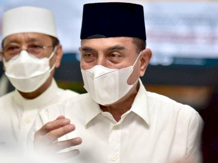Gubsu Edy Berpesan Makmurkan Masjid di Bulan Ramadan, Baca Doa Sebelum Masuk Masjid