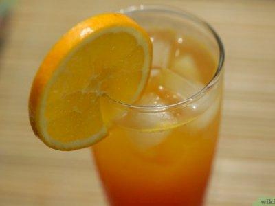 Begini Loh Cara Membuat Orange Sunrise Yang Mudah dan Enak