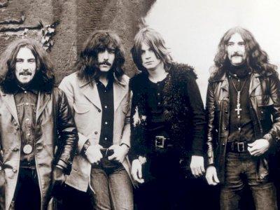 Black Sabbath akan Rilis Ulang Album Tahun 1975