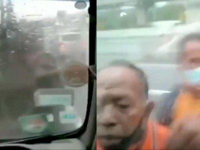 Viral! Derek Liar di Jalan Tol Jaktim, Pelaku Diciduk Polda Metro
