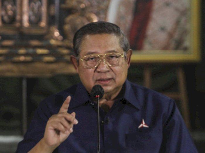 Pendiri Partai Demokrat Sebut Lambang dan Bendera Dibuat oleh SBY