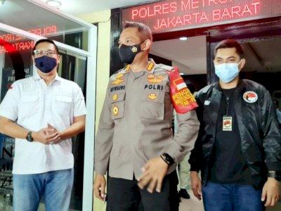 Artis JS Ditangkap Polres Jakbar Bersama Rekannya
