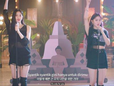 2 Member STAYC Bawakan Lagu Siti Badriah 'Lagi Syantik', Netizen: Kpop Ngadi-Ngadi