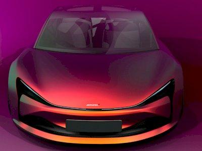Desainer Ini Hadirkan Desain Super Sedan McLaren!