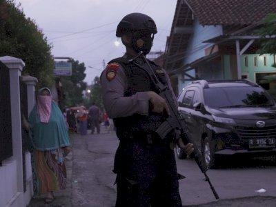 Dor! Densus 88 Tembak Mati Seorang Terduga Teroris di Makassar