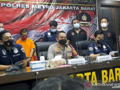 Terlilit Utang Gegara Investasi Bodong, Pegawai Toko Gasak 14 Unit Iphone di Cengkareng