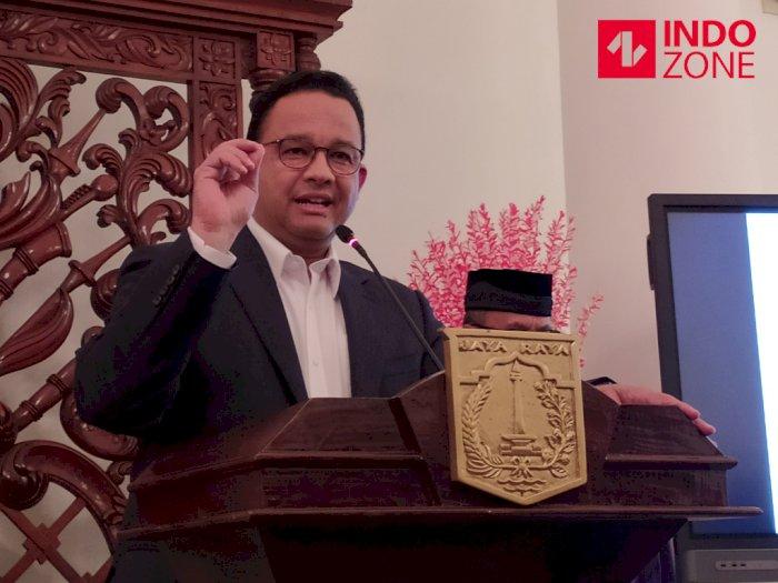 Pimpinan DPRD DKI Ini Klaim Anies Sudah Rampungkan 70 Persen Janjinya di RPJMD