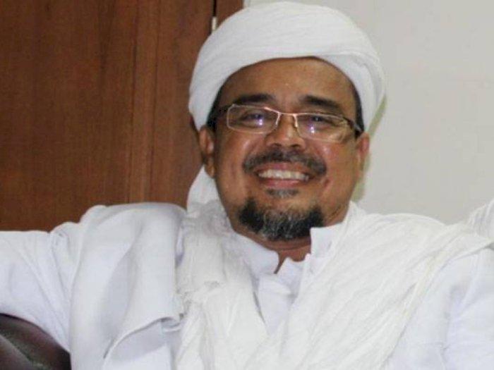 Salut, Habib Rizieq Shihab Selesaikan Uji Disertasi S3 di Rutan dalam Tempo Tiga Jam Saja