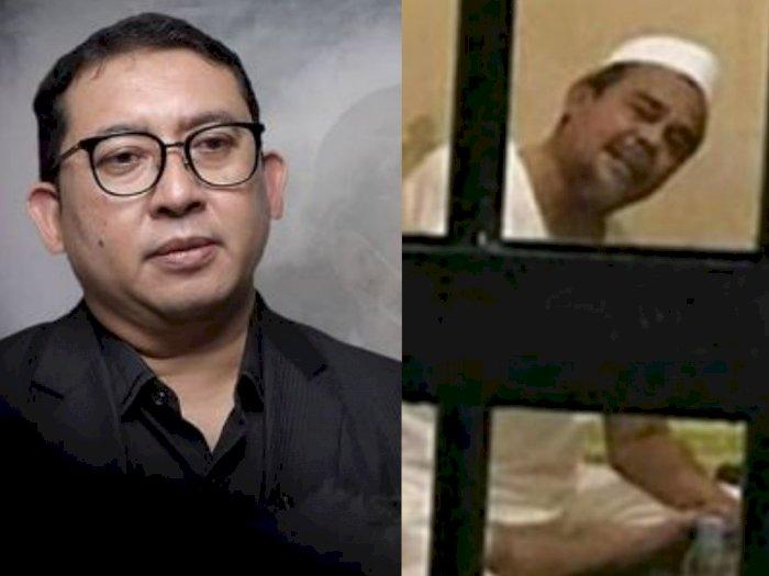 Habib Rizieq Raih Gelar Doktor Meski Mendekam di Balik Jeruji, Fadli Zon: Luar Biasa