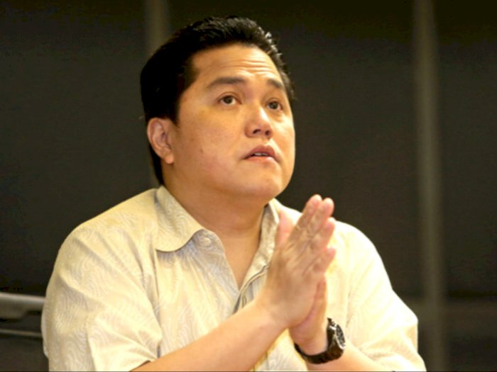 Erick Thohir Klaim Indonesia adalah Produsen Terbesar Kelapa Sawit di Dunia