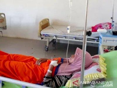 Hirup Gas Berancun Perusahaan, 20 Warga yang Dirawat Kini Dinyatakan Sembuh