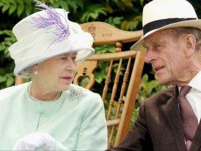 Ini 4 Kata Terakhir dari Ratu Elizabeth untuk Pangeran Philip