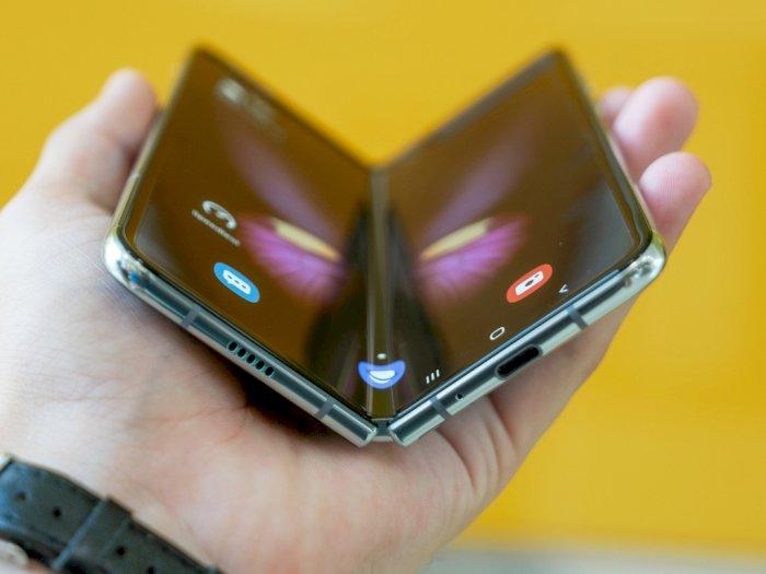 Smartphone Lipat-Tiga Buatan Samsung Disebut Bakal Meluncur Tahun 2022