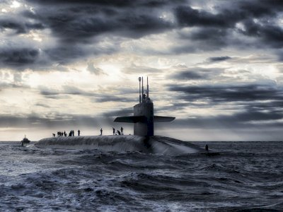 Keren! Indonesia Sedang Rancang Kapal Selam Mini untuk Misi Penyusupan, Bawa 2 Torpedo