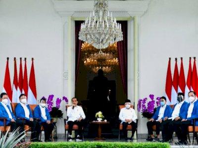 Relawan JoMan Sebut Sudah Ada Calon Menteri Baru yang Dipanggil ke Istana