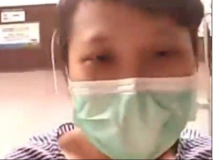 Beri Dukungan, Gubernur Sumsel  Video Call Perawat RS Siloam yang Dianiaya Ayah Pasien