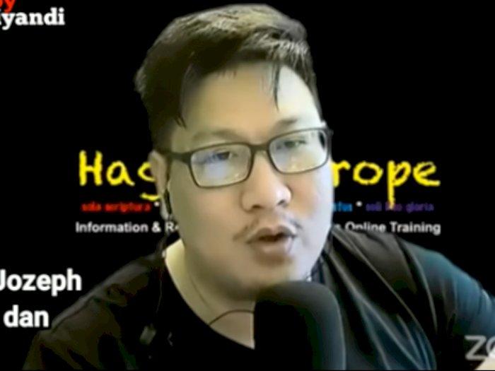 Sosok Jozeph Paul Zhang, Penghina Nabi Muhammad dan Ngaku Nabi ke-26, Pernah Jadi Ketua RT