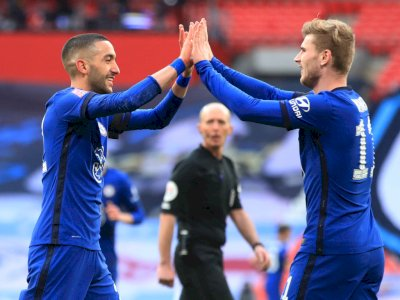 Chelsea VS Manchester City: The Blues Melaju ke Final Piala FA