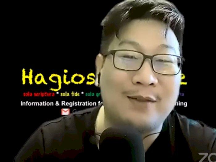 Penista Agama Jozeph Paul Zhang Ada di Luar Negeri, akan Jadi Buronan Interpol