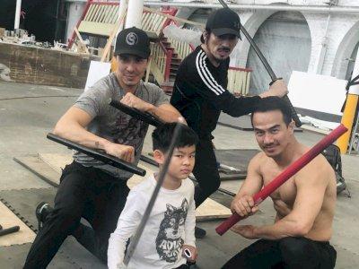 Joe Taslim Mengaku Film Mortal Kombat Mengingatkannya Pada Masa Kecil